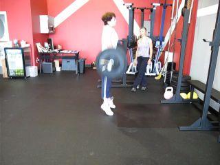 Denise squat clean